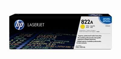 Fotoválec HP C8562A - žlutý