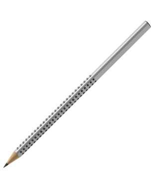 Grafitová tužka Faber-Castell Grip 2001, bez pryže