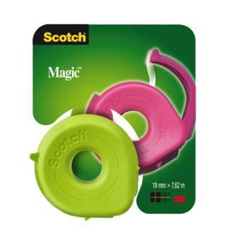 Stolní odváječ Scotch® 156-EURO, mix barev + 1 páska S