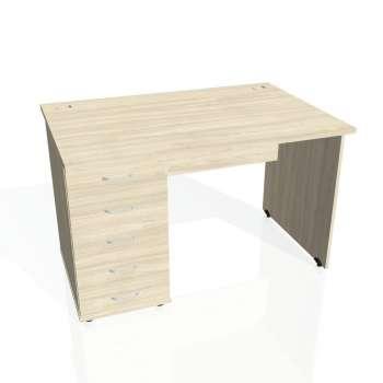 Psací stůl Hobis GATE GSK 1200 25, akát/akát