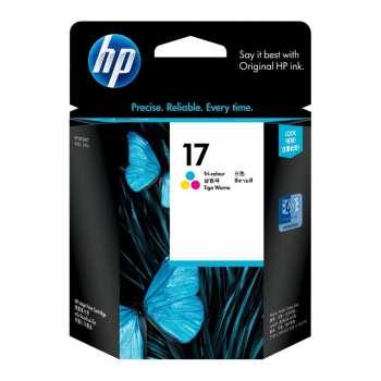Cartridge HP C6625AE/17 - 3 barvy