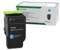 Toner Lexmark C232HC0 - azurový