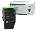 Toner Lexmark C232HM0 - purpurový