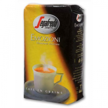 Zrnková kávaSegafredo Emozioni, 1000 g