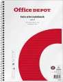 Blok Office Depot - A4+, 80 listů, linkovaný