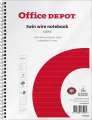 Blok Office Depot - A5+, 80 listů, linkovaný