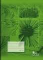 Sešit recyklovaný A5, 40 listů, čtverečkovaný