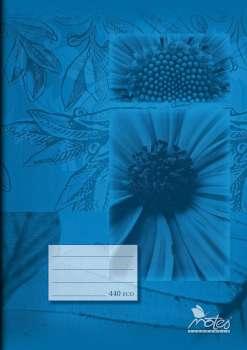 Sešit recyklovaný A4, 40 listů, čistý