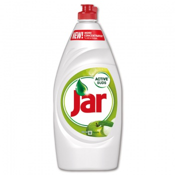 Prostředek na mytí nádobí Jar - zelené jablko, 900 ml