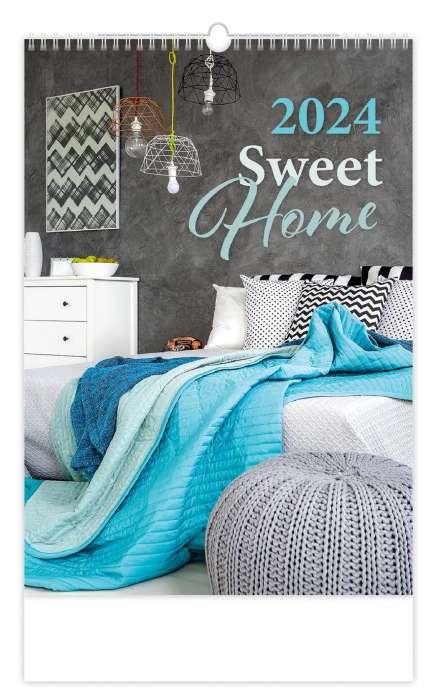Nástěnný kalendář 2021 Sweet Home   OfficeDepot.cz