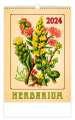 Nástěnný kalendář 2022 Herbarium