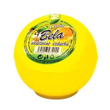 Osvěžovač vzduchu - Bela citron, tuhý