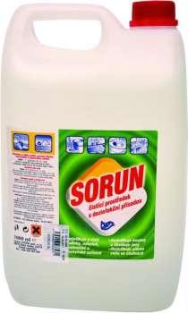 Čistič SORUN - k dezinfekci a čištění, 5 l