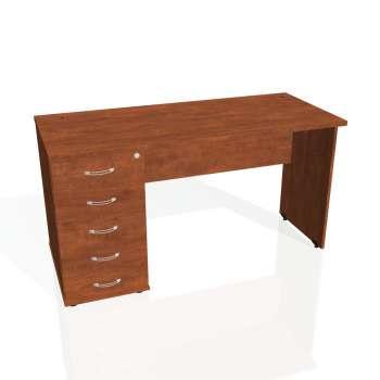 Psací stůl Hobis GATE GEK 1400 25, calvados/calvados
