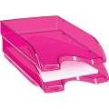 Zásuvka CepPro Happy - A4, plastová, růžová