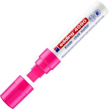 Popisovač na sklo Edding 4090 - neonově růžový