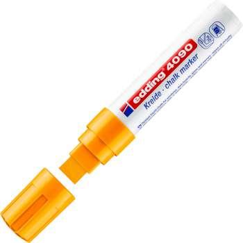 Popisovač na sklo Edding 4090 - neonově oranžový