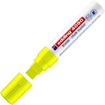 Popisovač na sklo Edding 4090 - neonově žlutý