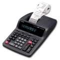 Kalkulačka s tiskem Casio FR 620TEC - na pásku, černá