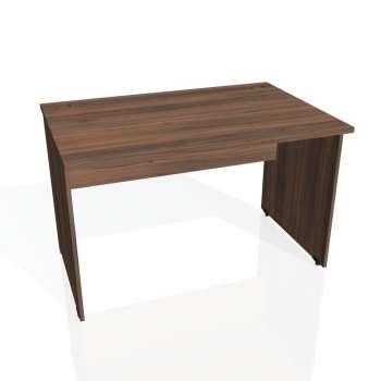 Psací stůl Hobis GATE GS 1200, ořech/ořech