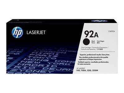 Toner HP C4092A/92A - černá