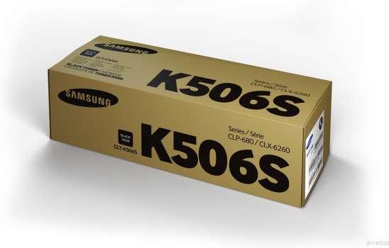 Toner Samsung CLT-K506S - černá