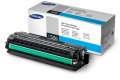 Toner Samsung CLT-C506S, SU047A,-,azurová