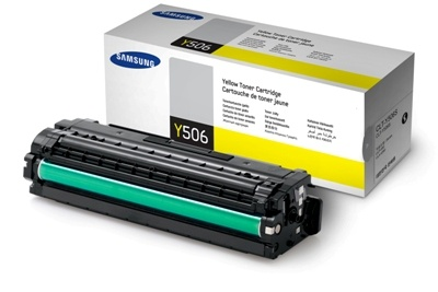 Toner Samsung CLT-Y506S - žlutý