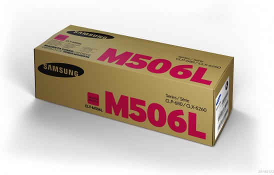 Toner Samsung CLT-M506L - purpurová