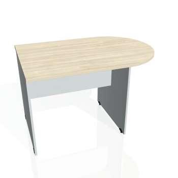 Přídavný stůl Hobis GATE GP 1200 1, akát/šedá
