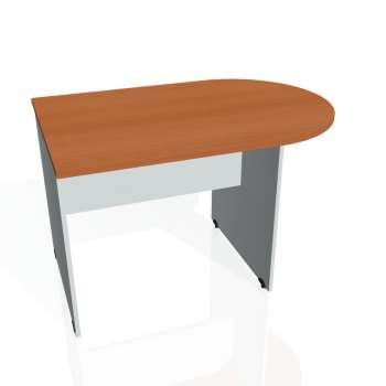 Přídavný stůl Hobis GATE GP 1200 1, třešeň/šedá
