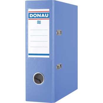Pákový pořadač Donau A5, modrý