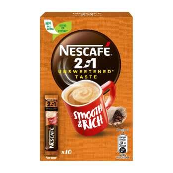 Káva instantní Nescafé Classic - 2 v 1, 10 x 10 g