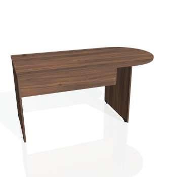Přídavný stůl Hobis GATE GP 1600 1, ořech/ořech