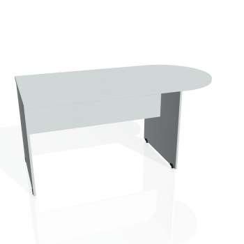 Přídavný stůl Hobis GATE GP 1600 1, šedá/šedá