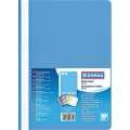 Rychlovazač DONAU A4 - světle modrá, 10 ks