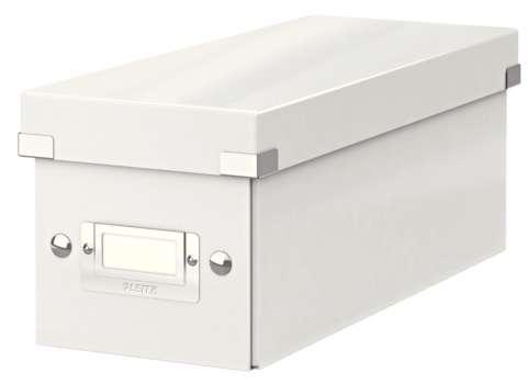 Krabice na CD LEITZ Click-N-Store - A4, bílá