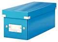 Box na CD CLICK-N-STORE Leitz WOW - A4, modrý