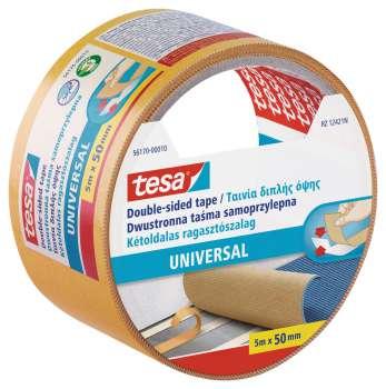 Lepicí páska Tesa - oboustranná, 50 mm x 5 m