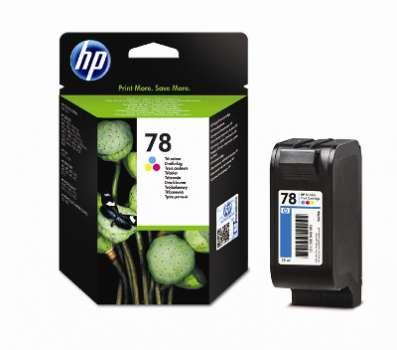 Cartridge HP C6578A/78 - 3 barvy