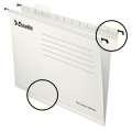 Papírové závěsné desky Pendaflex Standard, bílá , 25 ks