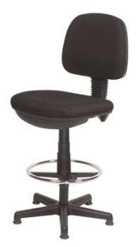 Pracovní židle Realspace Draug - černá