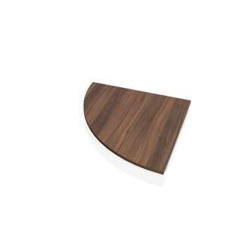 Přídavný stůl Hobis GATE GP 900 levý, ořech