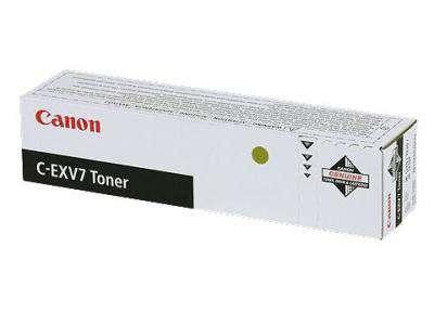 Kazeta tonerová Canon C-EXV 7, černá