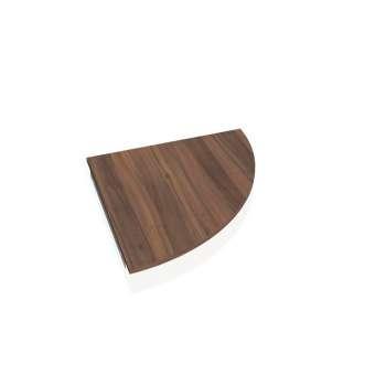 Přídavný stůl Hobis GATE GP 900 pravý, ořech