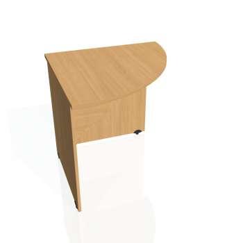Přídavný stůl Hobis GATE GP 902 pravý, buk/buk