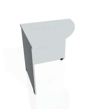 Přídavný stůl Hobis GATE GP 902 pravý, šedá/šedá