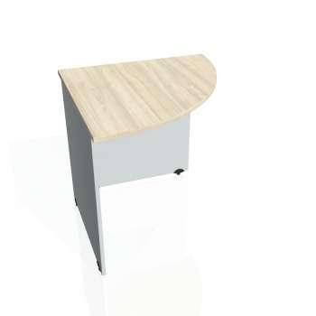 Přídavný stůl Hobis GATE GP 902 pravý, akát/šedá