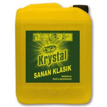 Čisticí prostředek Krystal Sanan Klasik - univerzální, 5 l