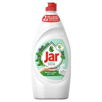 Prostředek na mytí nádobí Jar - sensitive, 900 ml